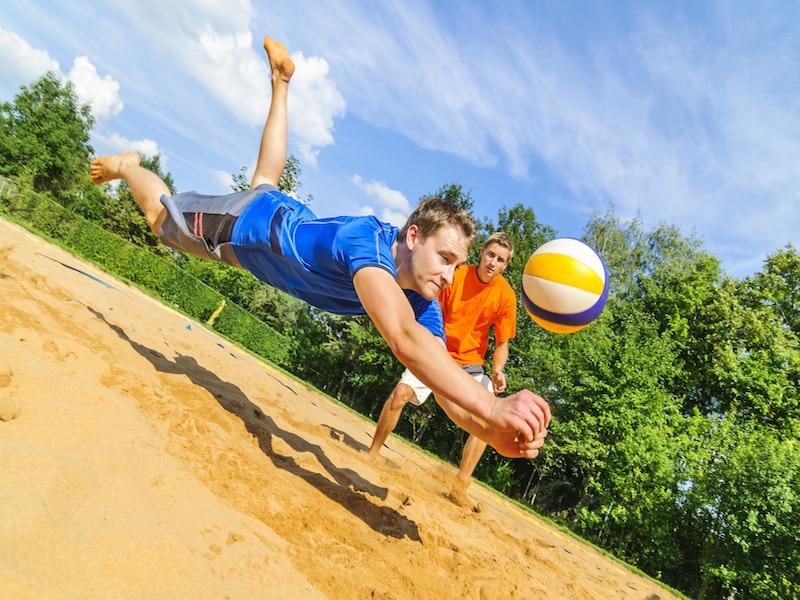 Trendsport und Funsport
