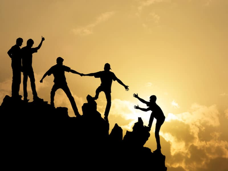 Teambuilding und Teamchallenge